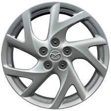 Genuine Mazda 6 2009-2012 18 inch Alloy Wheel Design 140 - # 9965-20-7580