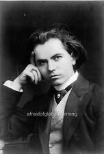 "Photo 1900s Sydney Australia ""Violinist Jan Kubelik"""