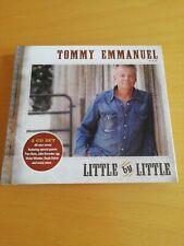 Tommy Emmanuel - Little By Little, 2xcd Victor Wooten, Pam Rose