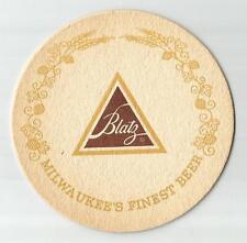 15 Blatz Milwaukee's Finest Beer  Beer Coasters