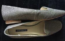 Jane Debster Gold  Flats 9.5 26.5cm