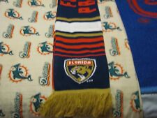 FLORIDA PANTHERS SCAF, NEW DESIGN ON IT, FORD HANDED THE SCaf out , stay warm