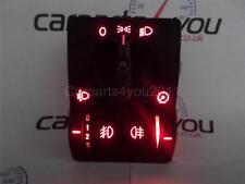 Corsa C/COMBO/TIGRA Rojo LED Faros conmutador FR & RR cenicientas + GRATIS UK FRANQUEO