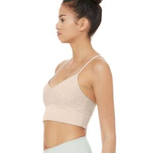 ALO Yoga Alosoft Lavish Bra - Size Small RFP £40