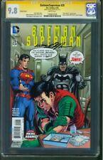 Batman Superman 29 CGC SS 9.8 Neal Adams Green Lantern 85 Homage 2016 Variant