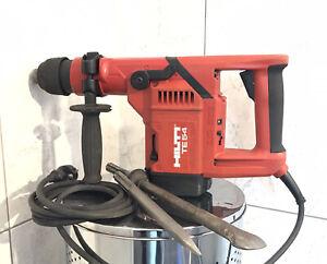 Hilti TE 54 Bohrhammer Bohrmaschine Meißelhammer Stemmhammer Kombihammer 55 75