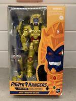 SABAN's Power Rangers Lightning Collection Mighty Morphin Goldar Hasbro NIB FFS!