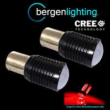 382 1156 BA15S 245 207 P21W ROSSO XENON CREE LED posteriore nebbia Lampadine HID rf202801