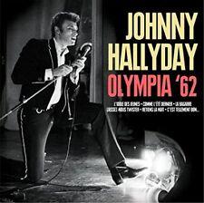 Johnny Hallyday Olympia '62 1962 LP Vinyl Record Laissez-Nous Twister