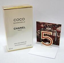 CHANEL Coco Mademoiselle Eau de Parfum 50 ml. + blotter card