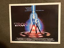 Tron - 1982 Original Title Card - Walt Disney