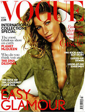 Vogue Monthly August Magazines for Women