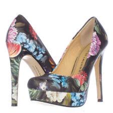 Zapatos de tacón de mujer de tacón alto (más que 7,5 cm) de color principal multicolor sintético