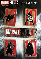 Marvel Studios Pin Set Disney Movie Rewards IBA81 JAPAN F/S