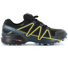 Salomon Speedcross 4 Gtx Gore-tex 407861 Trail Running Shoes Sports Shoes New