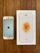 Apple iPhone SE - 64GB - Gold (Unlocked) A1723 (CDMA + GSM)