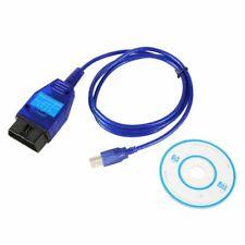 VAG KKL USB 409+ ECU Scan OBD OBD2 Diagnostic Scanner Tool for Cars HW