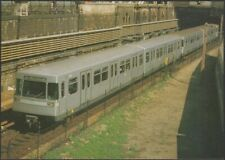 Tolle AK - U-Bahn Wien: Linie U4 bei Landstraße (Wien Mitte) ANSEHEN!!!