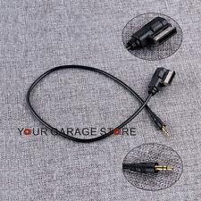3.5mm MP3 Audio Schnittstel Kabel AMI MMI Jack Aux Für Audi A4 A6 Q5 Q7 VW Jetta