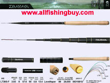 Tenkara Rod DAIWA Enshou LT39 S-F Medium-Light 7:3 Action Brand New 13FT 3.9m