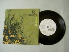 """ANNUALS Big Zeus EP: Carry Around/Ida, My 7"""" vinyl single"""