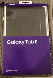 Genuine Samsung Flip Case Galaxy TAB E 9.6 BT560BBE Tablet Book Cover
