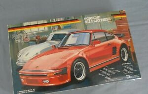 1/24FUJIMI -Porsche 911 Flatnose - Plastic Model Kit