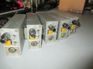 RTS telex BP 320 x 5 packs -  2 channel belt pack - heavy duty unit (inv#325900)