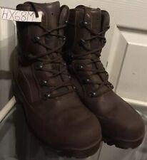 Haix Brown MTP Gore-Tex Waterproof British Army Combat Boots 8M UK HX68M