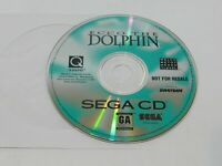 Ecco The Dolphin NOT FOR RESALE Sega CD Game Disc Only - Tested