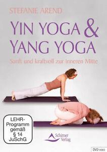 Yin Yoga & Yang Yoga Arend, Stefanie DVD