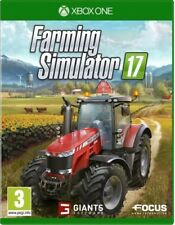 SIM2017XBOX - FARMING SIMULATOR 2017 sur Xbox One -