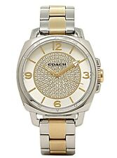 COACH - Ladies Boyfriend Two-Tone Watch - 14501998