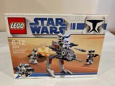 LEGO Star Wars #8014 Clone Walker Battle Pack,Brand new unopened set,2009