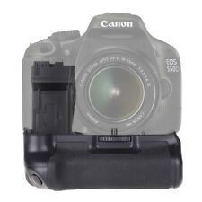 Battery Grip For Canon 550D as  BG-E8 Replacement  + Battery Holder
