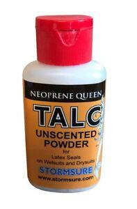 Neoprene Queen TALC Talcum Powder 60g