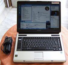 Toshiba Satellite A100 Laptop, Intel 2 core 2.0Ghz, 3Gb, 250Gb, Nvidia, Blue-ray