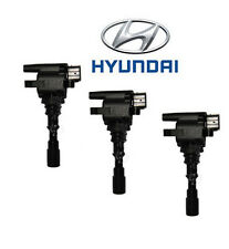 IGC-026 x3Genuine OEM Ignition Coil Pack x 3 HYUNDAI TERRACAN 3.5L V6 01-07