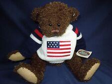 Ganz Cottage Collectibles Sammy the Patriotic Bear