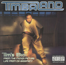 Timbaland - Tim's Bio: From The Motion Picture - Life From Da Bassment CD 1998