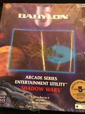 Babylon 5 Entertainment Utility SHADOW WARS - Sealed