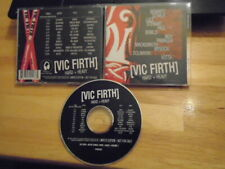 RARE PROMO Vic Firth CD metal drummers PANTERA System of a Down ANTHRAX Staind +