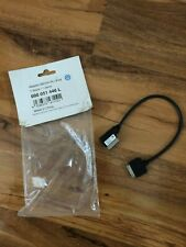 GENUINE VW Adapter MEDIA IN IPOD IPHONE LEAD CABLE (000 051 446 L)
