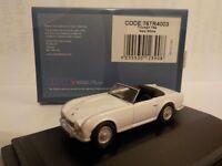 Triumph TR4 - White, Model Cars, Oxford Diecast