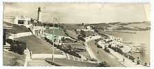 Devon; Plymouth, Hoe Slopes Panoramic PPC, 1959 PMK, 1d to Pay Liable... Cachet