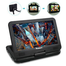 10.1 Zoll Tragbarer Auto Car DVD-Player USB Portable TFT LCD Display CD SD FM