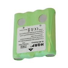 2-Pack HQRP Battery for Cobra PR270 PR550-WX PR560-WX PR590 PR650-WX PR900-DX