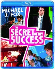 THE SECRET OF MY SUCCESS [Blu-ray] (1987) Michael J. Fox, Helen Slater Movie