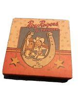 Roy Rogers & Trigger — Watch & Bandana w/ Pop-Up Box