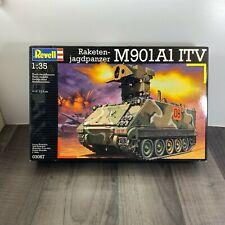 REVELL RAKETENJAGDPANZER M901A1 ITV 1/35  MODEL KIT. 03087 NEW OLD STOCK